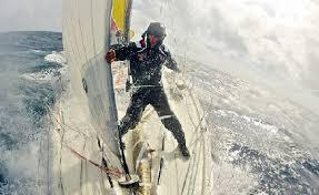 Avid sailor
