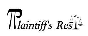 Plaintiff's Rest (2)