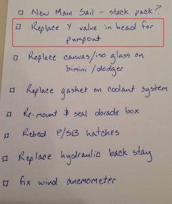 List - Y valve